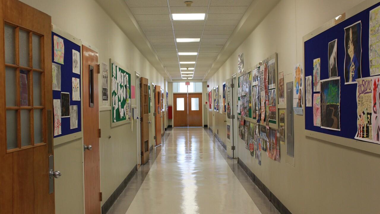 Schools Scramble
