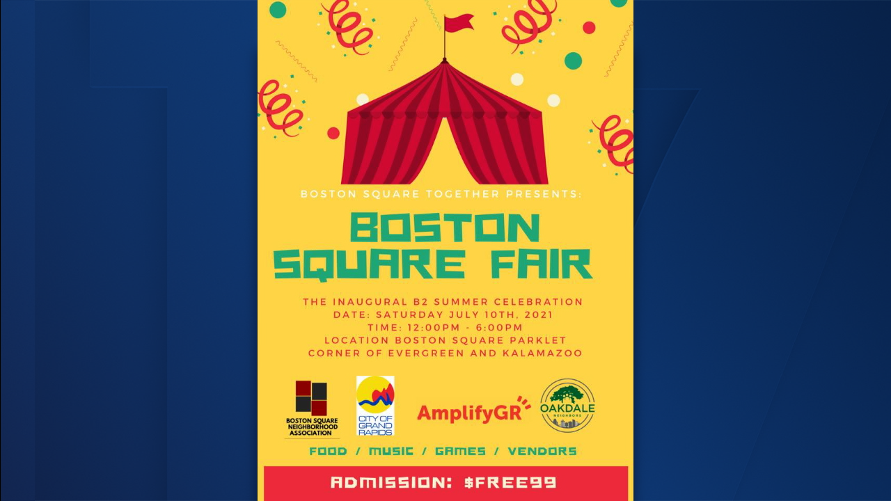 Boston Square Fair