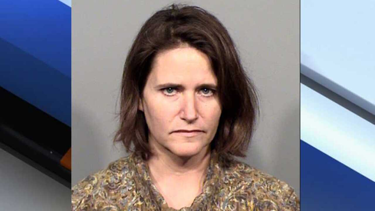 Yavapai County: Cordes Lakes woman arrested for abusing 50+