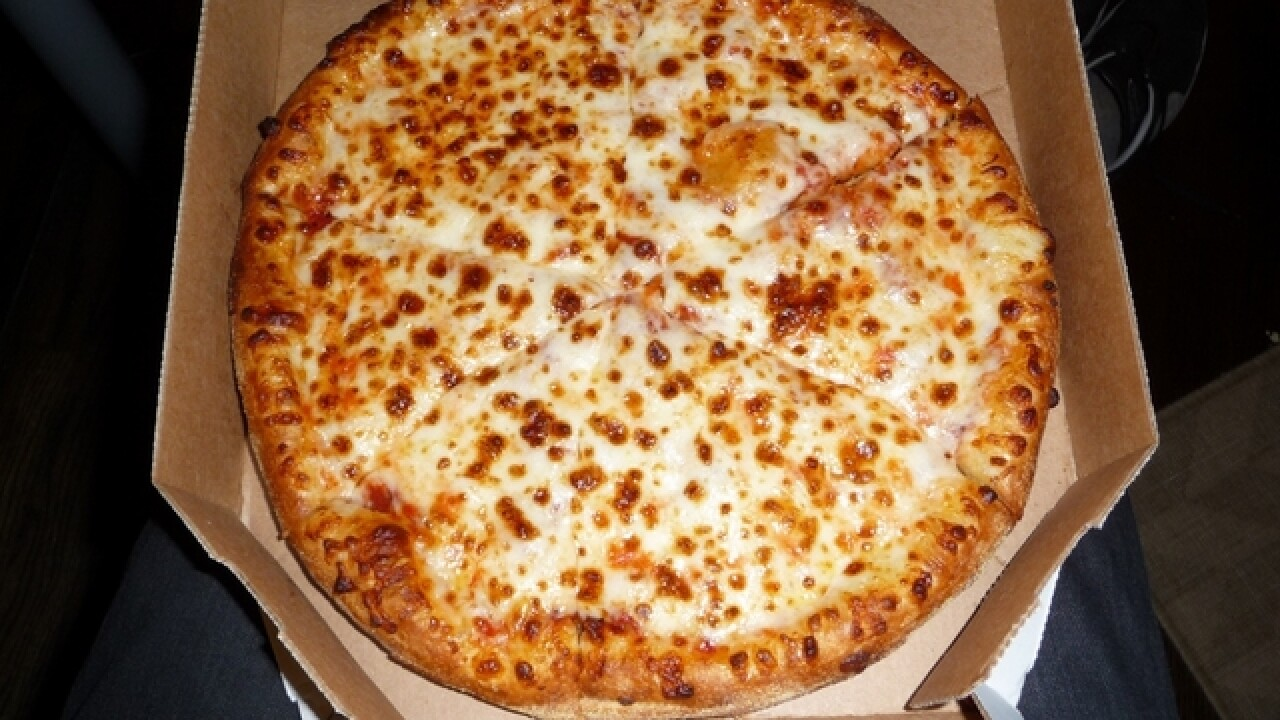 Where you can get deals for National Cheese Pizza Day