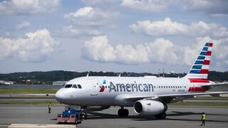 Travel | American Airlines plane