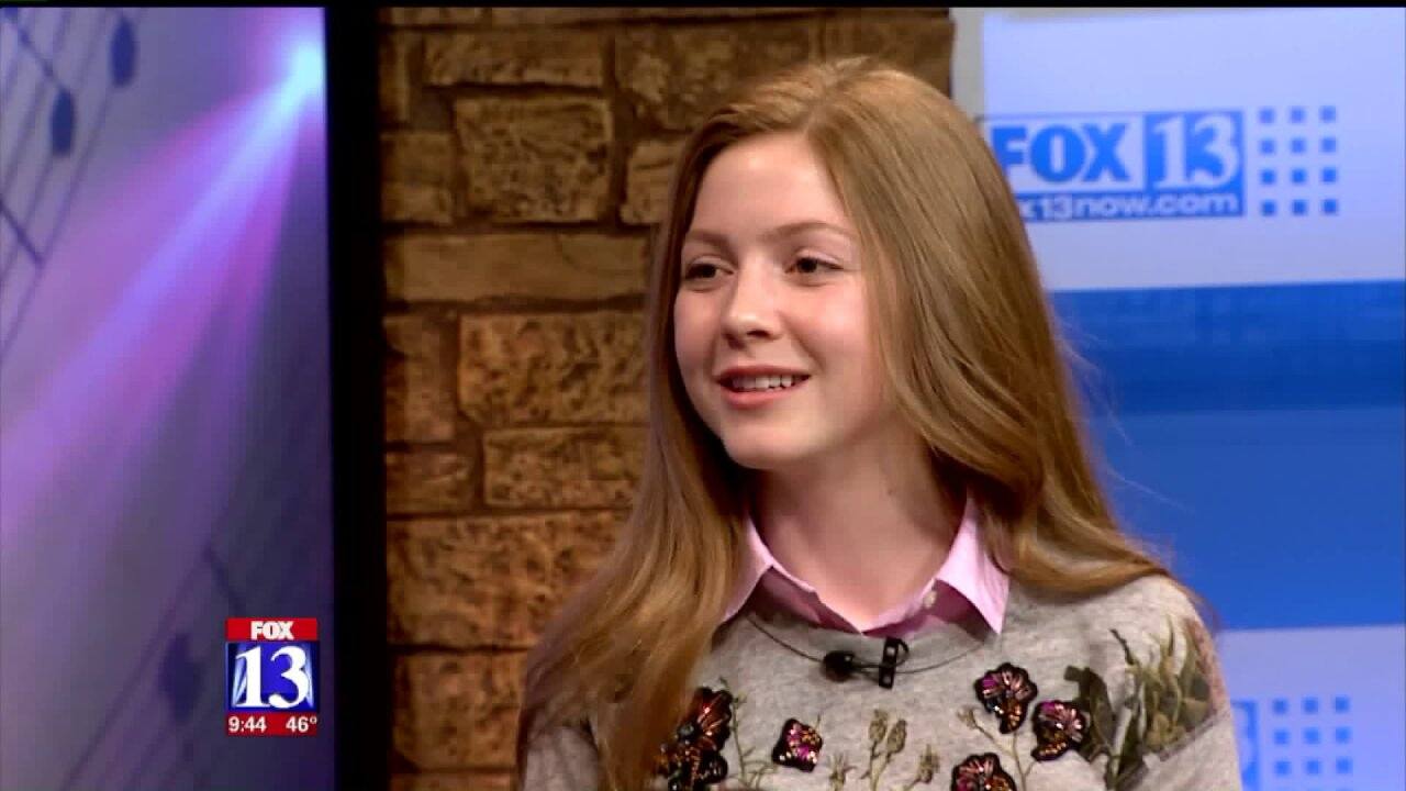 3 Questions with Bob Evans: Lexi Walker on her musical career, her secret talent