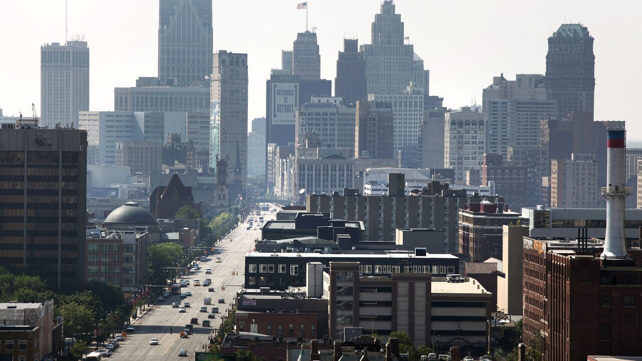 Detroit to host Democratic Presidential debate in July