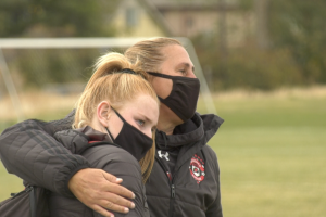 Despite heartbreak, the Bozeman Hawks girls soccer never gave up