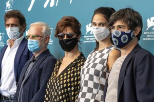 Luigi Lo Cascio, Linda Caridi, Laura Morante, Daniele Luchetti, Adriano Giannini
