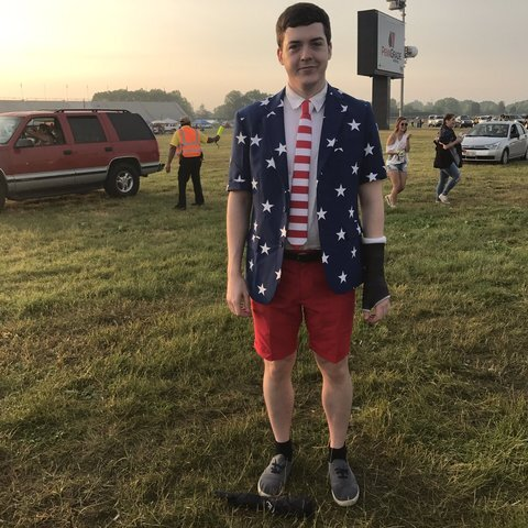 Indy 500: Greatest spectacle in people watching