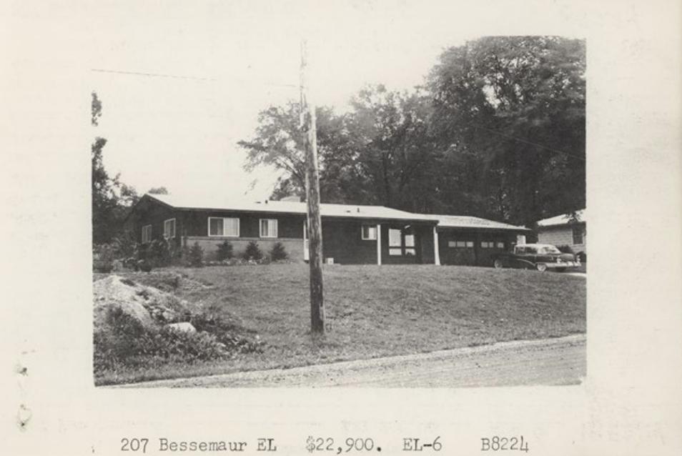 Robert Green's former home