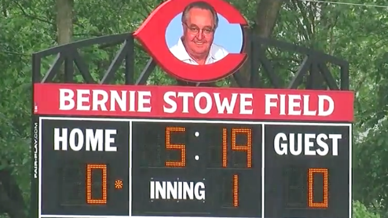 Reds to pay tribute to Bernie Stowe on Saturday