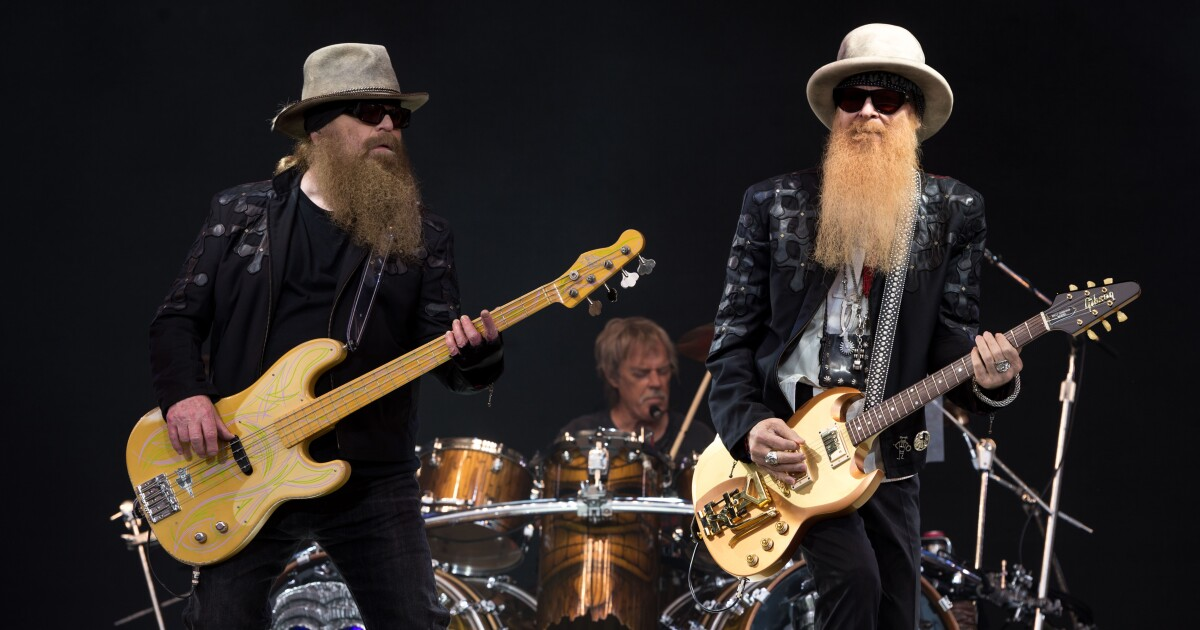 ZZ Top coming to ABC on June 19