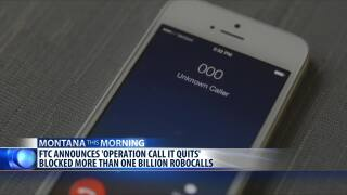 FTC officials announce crackdown on robocalls