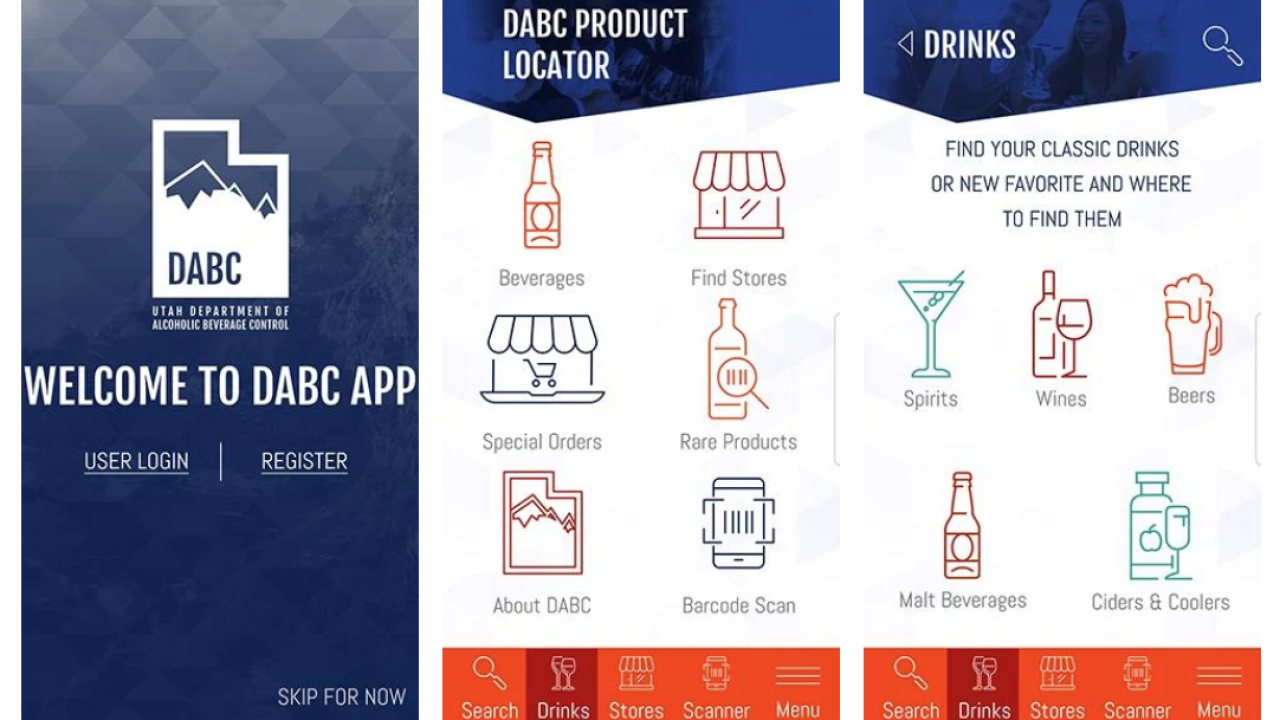 The DABC is launching an app to find bottles of booze in stores