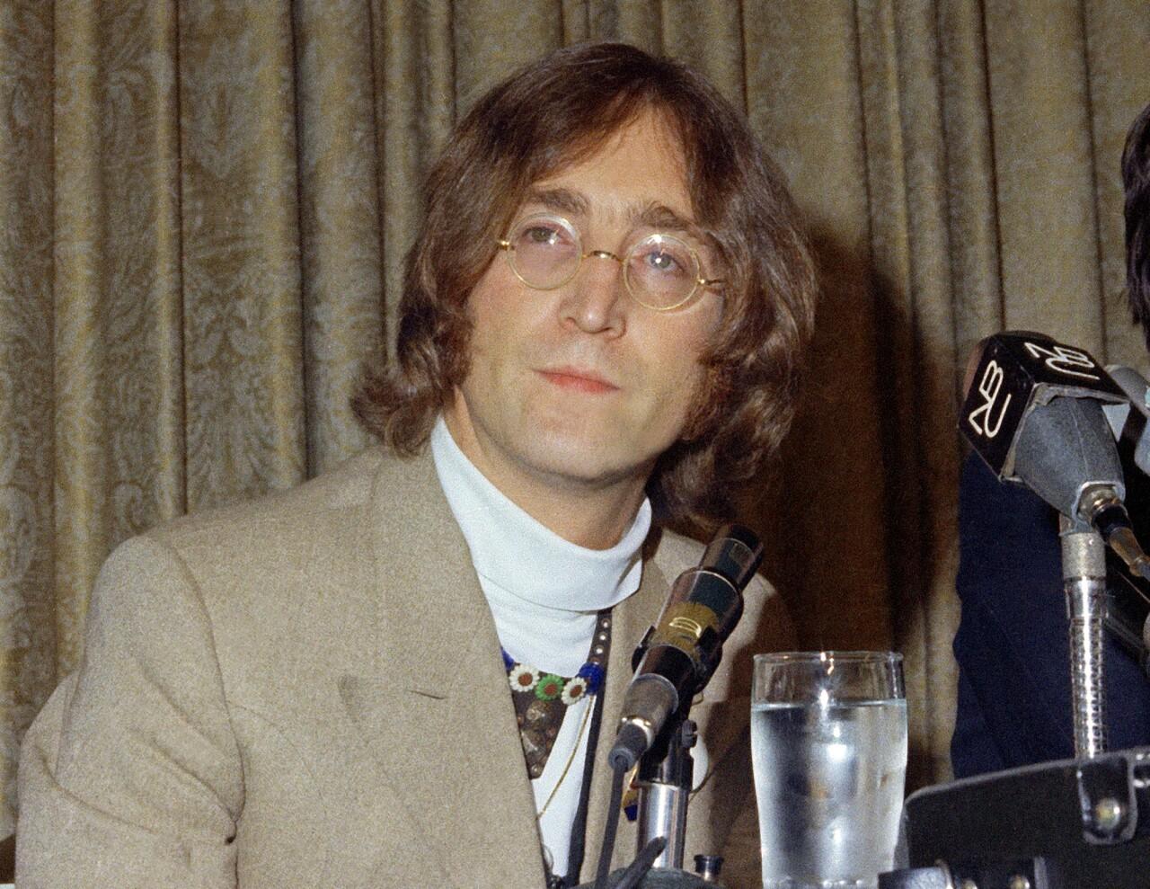 John Lennon circa 1971