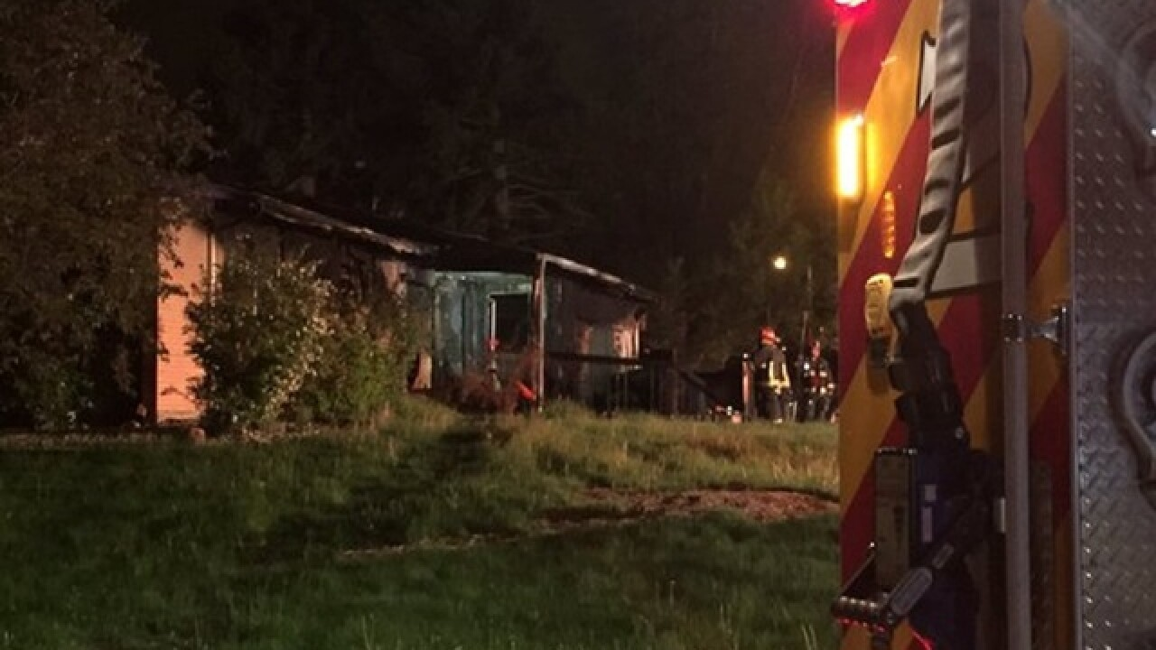 3rd person dies in host home fire in Arvada