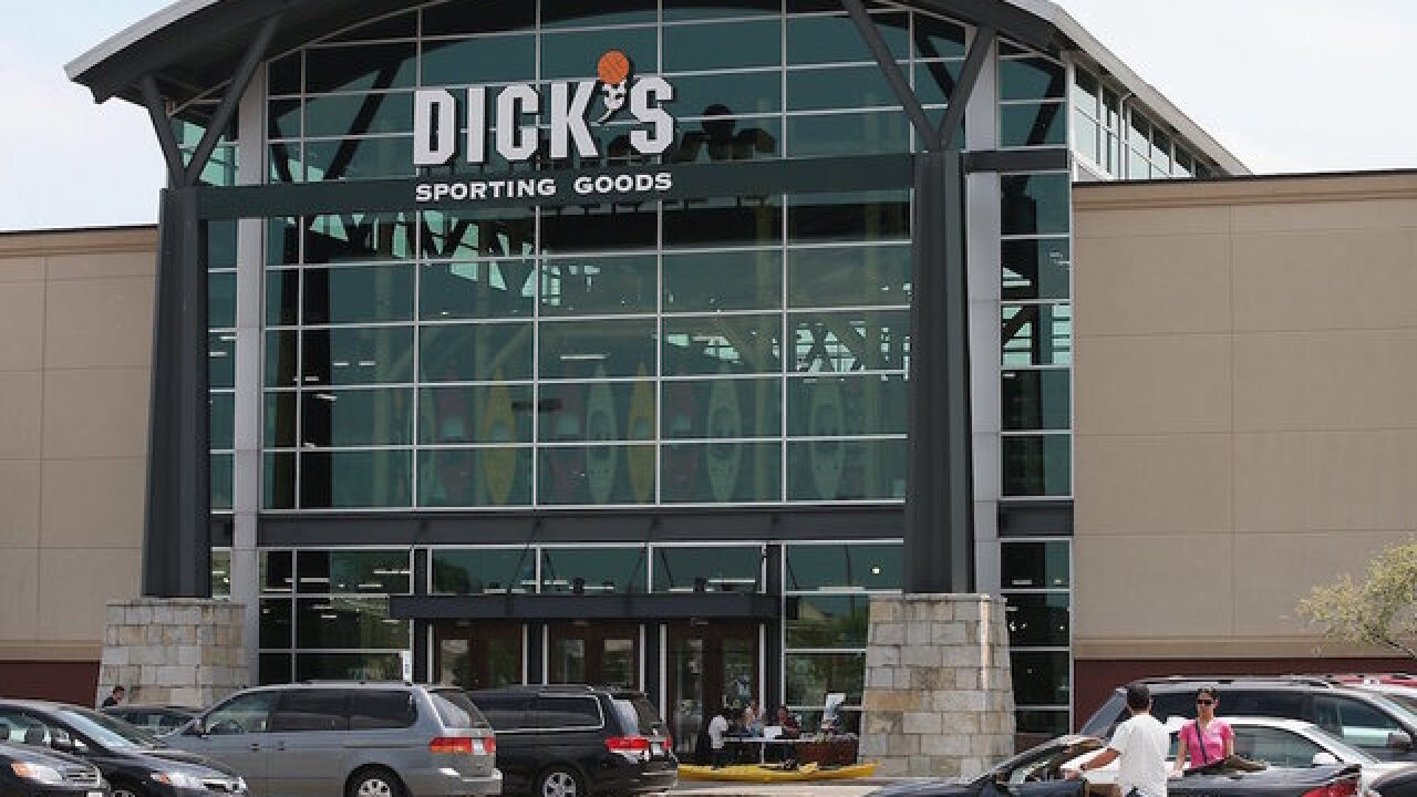 Dick's soaring sales prove it can succeed without assault rifles