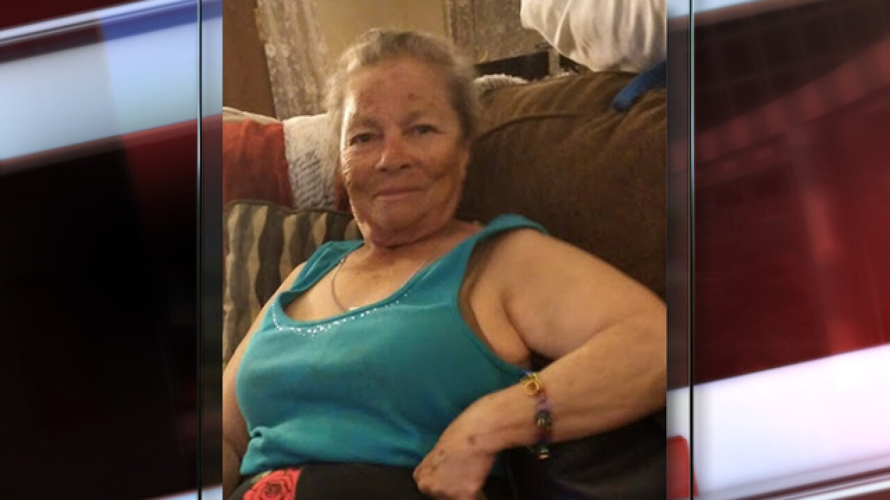 Missing 80-year-old woman with dementia found safe