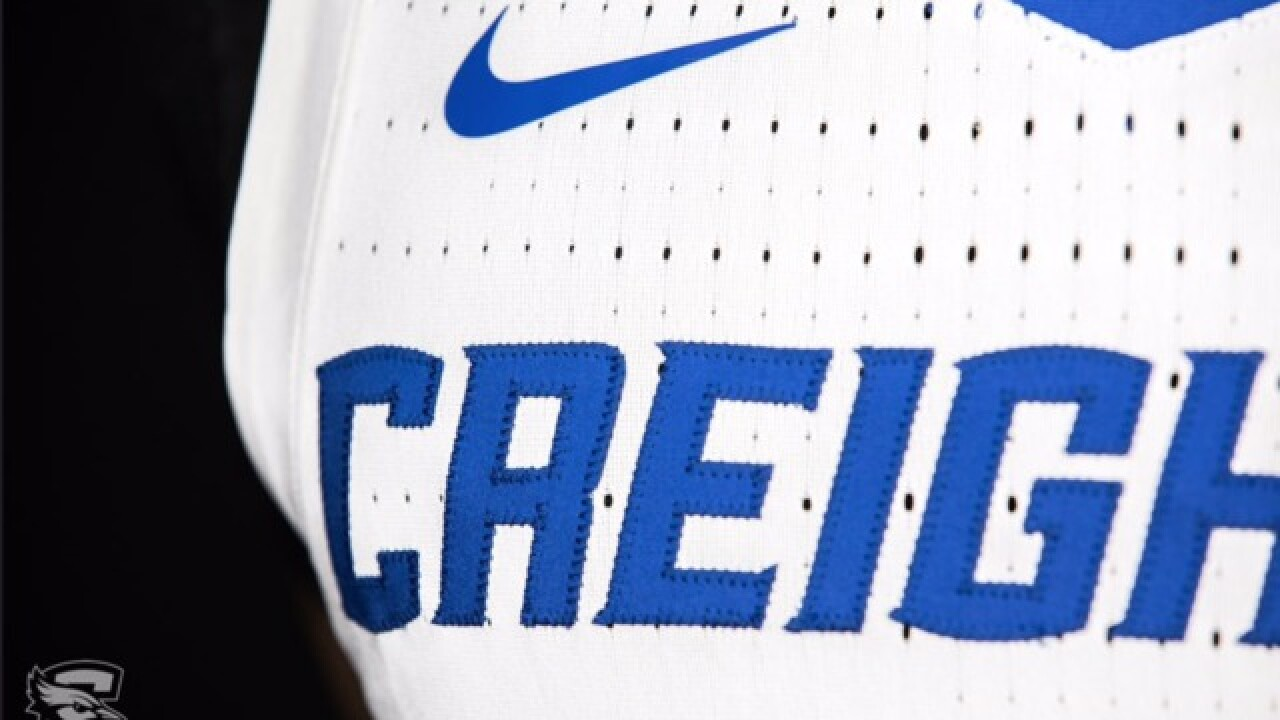 Creighton basketball unveils new jerseys for 2018-19 season