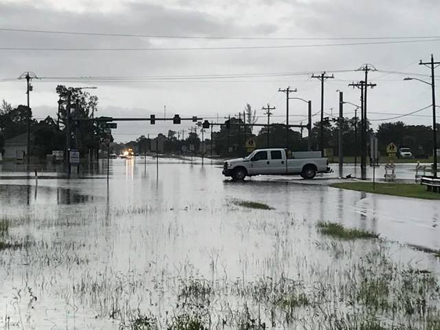Photos: Flooding around SWFL on August 25-28, 2017
