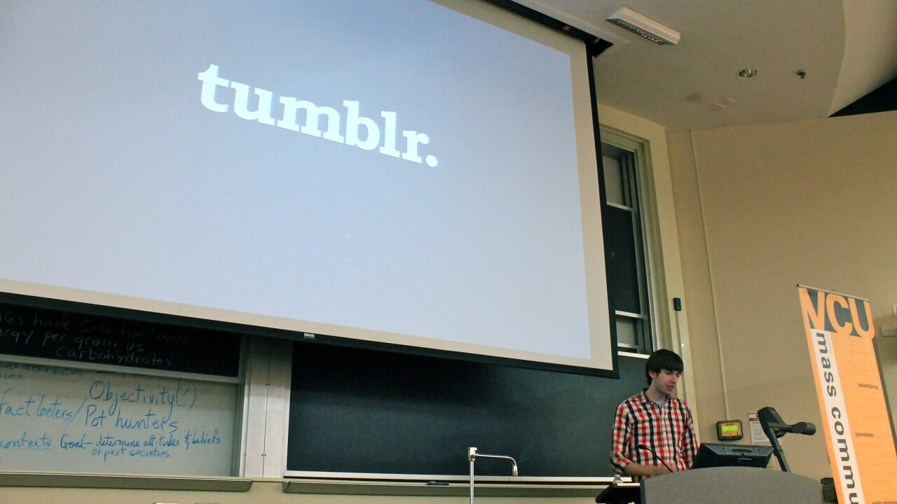 Tumblr founder builds expansion on Richmond's diverse tech talents