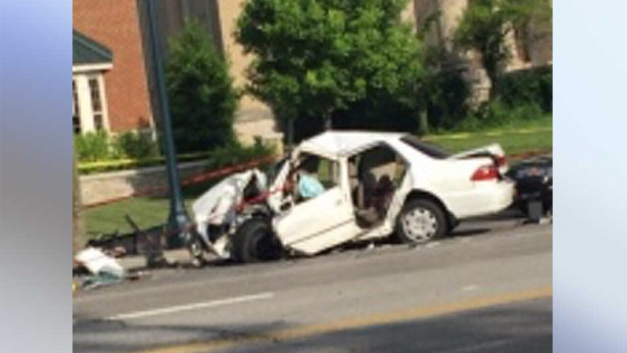 PD: Woman, 22, killed in Clifton Avenue crash