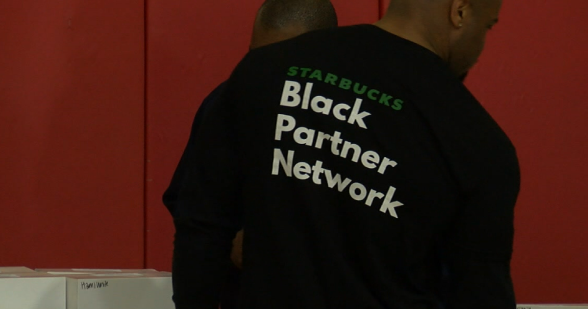 Starbucks brings its 'Black Partner Network' to Indianapolis