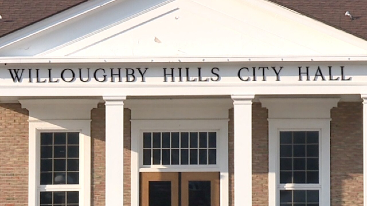 Willoughby Hills Files Temporary Restraining Order Against Mayor For