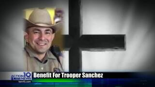 Benefit being held for South Texas State Trooper who was shot in the head