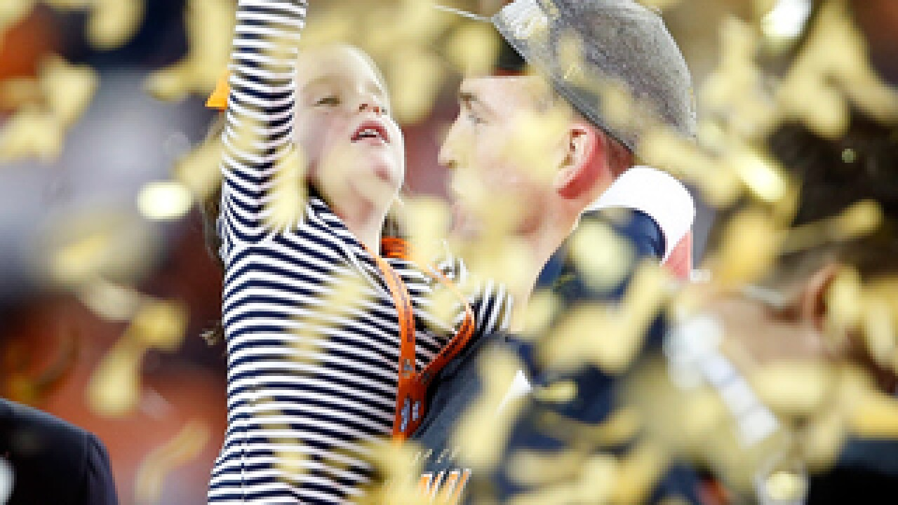 Coming off win, Manning dodges retirement talk