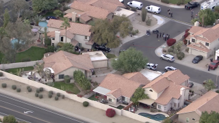 Deadly shooting in Scottsdale