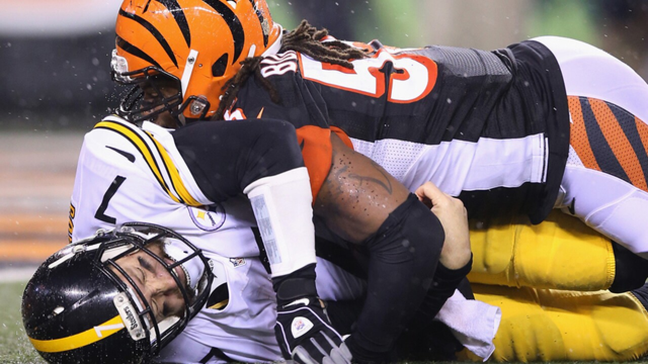 Fay: How much will Bengals miss linebacker Vontaze Burfict during three-game suspension?