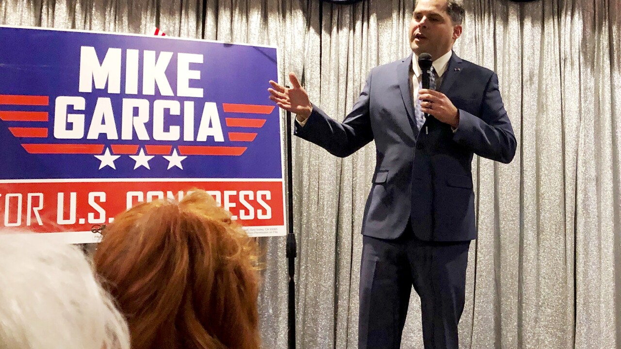Republican wins House seat in heavily Democratic California
