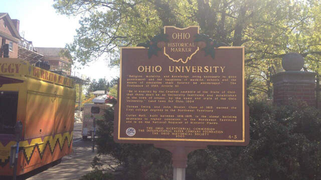 6 rape cases reported at Ohio University since beginning of semester, prosecutor says