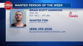 Crime Stoppers Most Wanted Person Of The Week: October 10, 2018