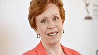 Comedy legend Carol Burnett is coming to Detroit this fall