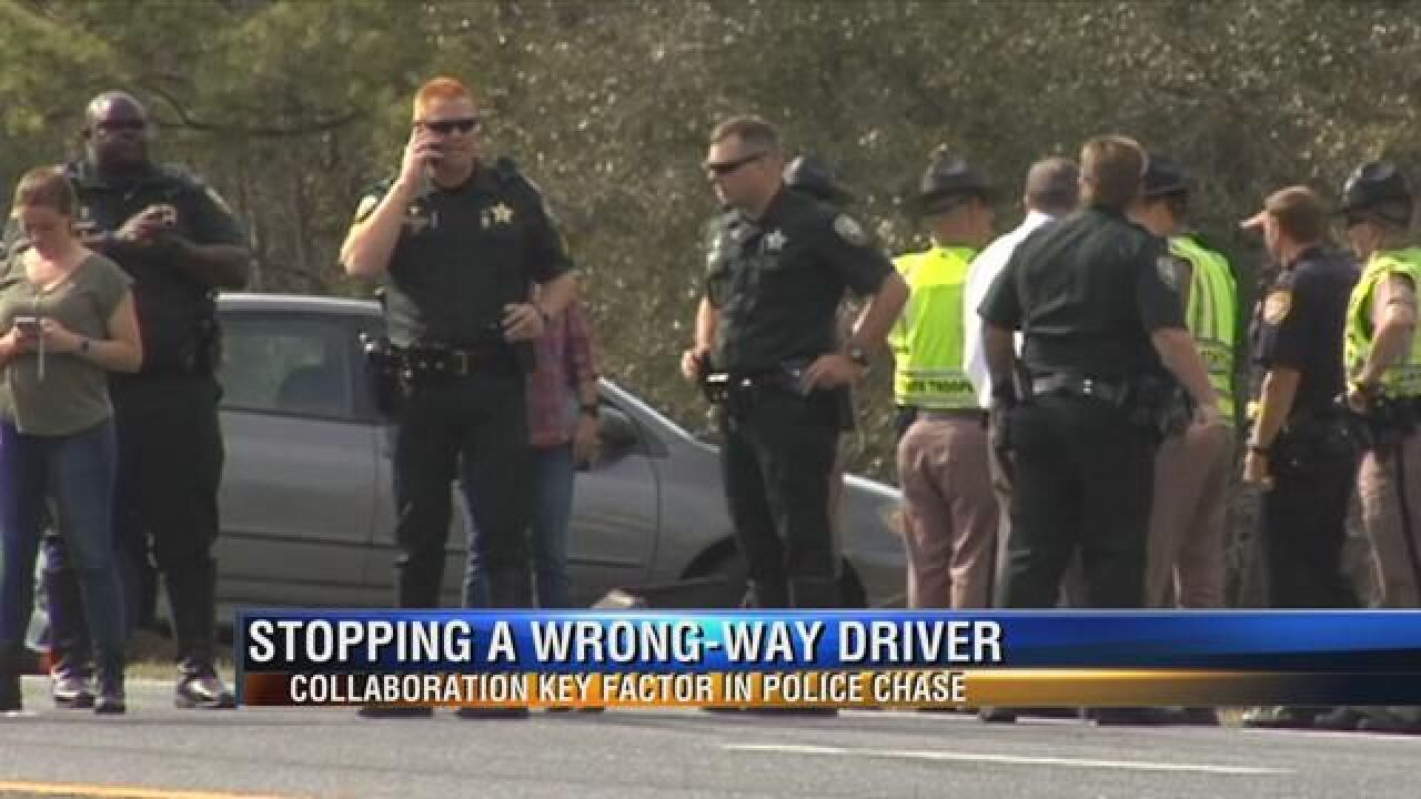 Friday Chase Ends without Injury, Officials Applaud Cooperation Between Agencies