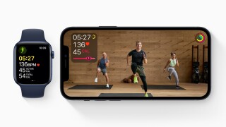 Apple Fitness+ to launch Monday, with studio-style workouts linked to Apple Watch