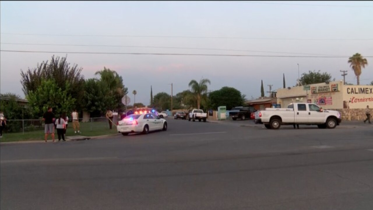 Kern County Sheriff's deputies investigating shooting at Calimex Market