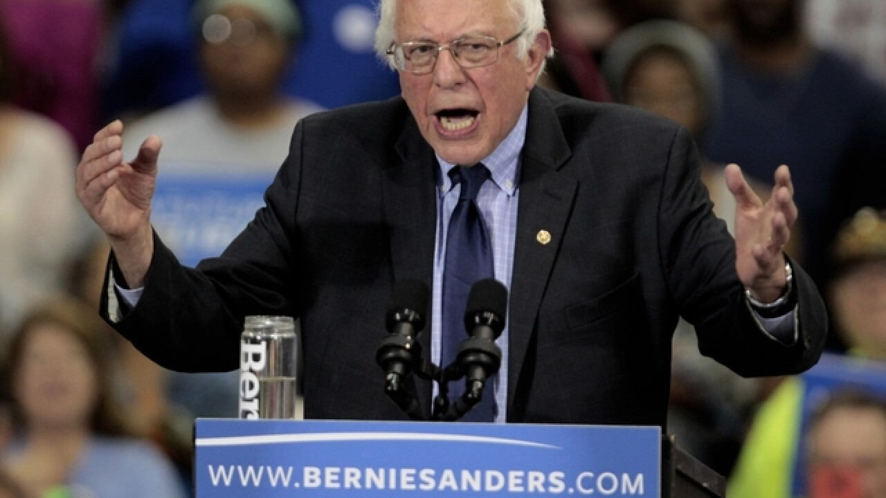 Bernie Sanders' hometown is proud of senator's presidential bid
