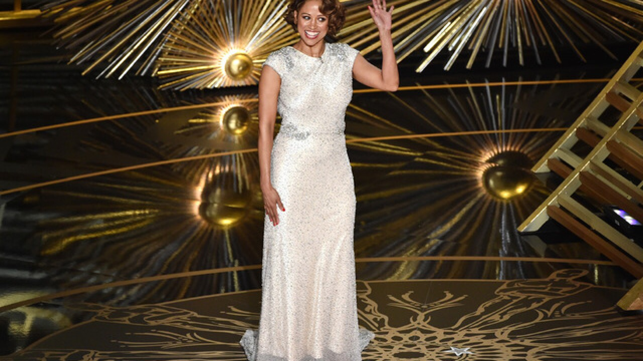 Stacey Dash explains Oscars appearance