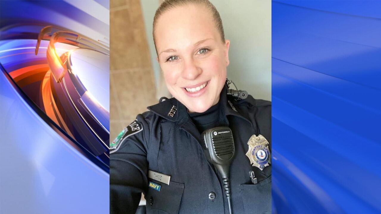 Flags ordered to half-staff Monday in honor of fallen Officer Katie Thyne