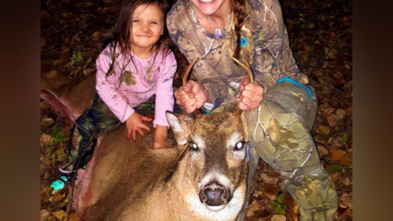 Submit your deer hunting photos