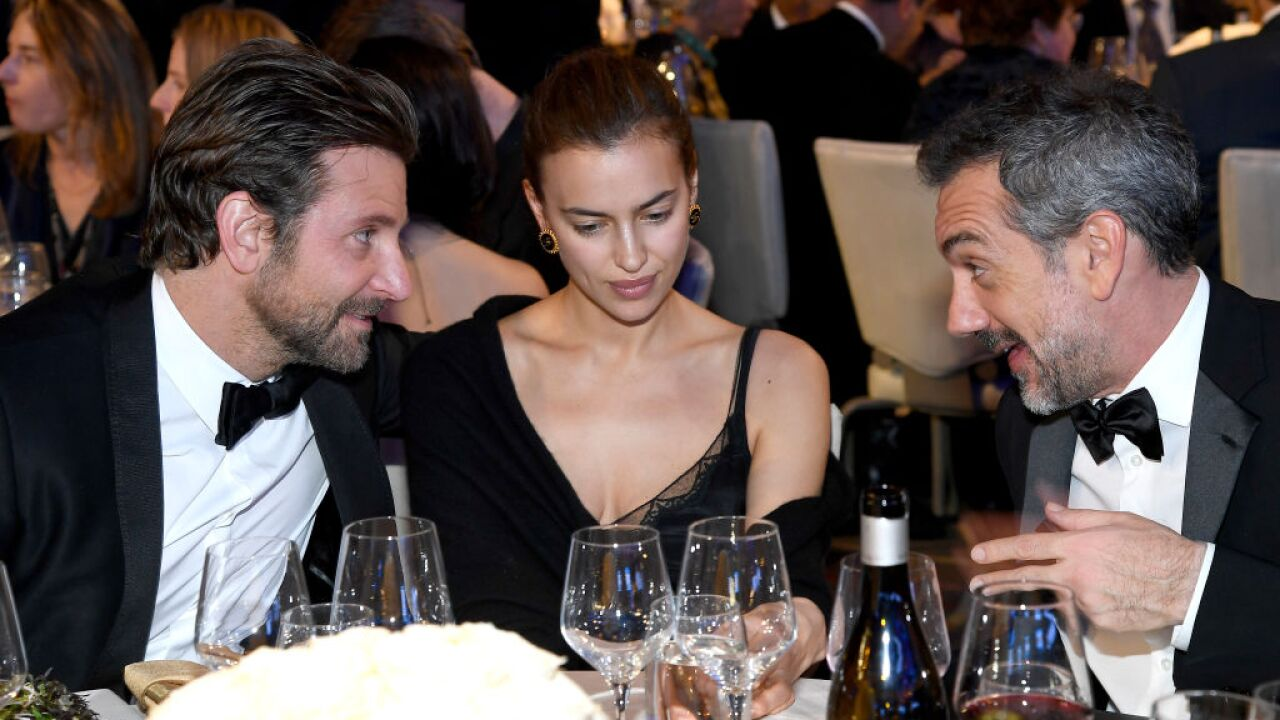 Reports say Bradley Cooper, Irina Shayk have split up