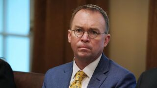 White House chief of staff admits quid pro quo over Ukraine aid as key details emerge