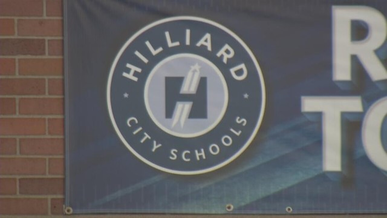 Hilliard high school teacher placed on leave following classroom activity that angered parents