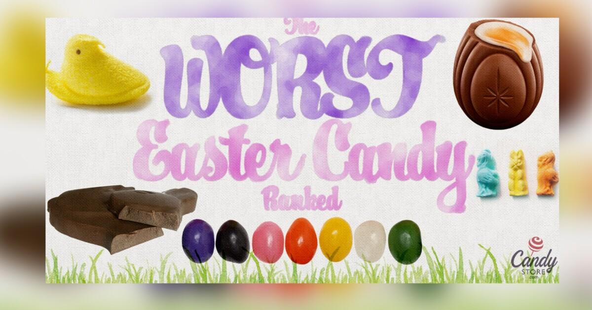Survey: Best, worst Easter candies | 2019