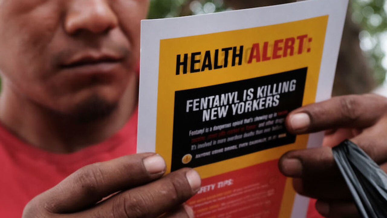 This is fentanyl: A visual guide