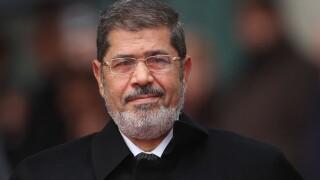 Egyptian President Mursi Visits Berlin