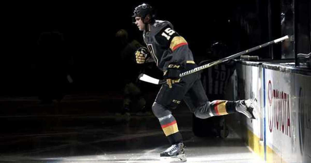 3a87e686671 Ticket sales announced for Vegas Golden Knights  home playoff games