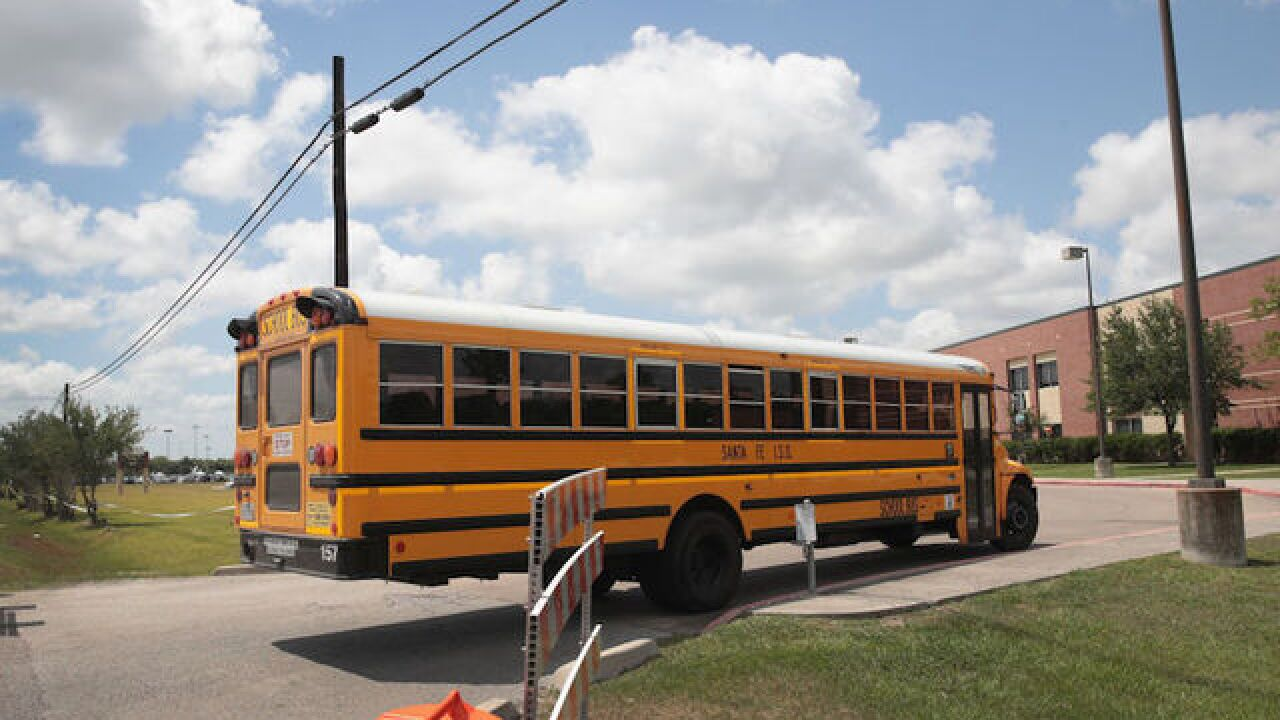 Getting to and from a bus stop may be more dangerous than the actual ride to school. Here's why