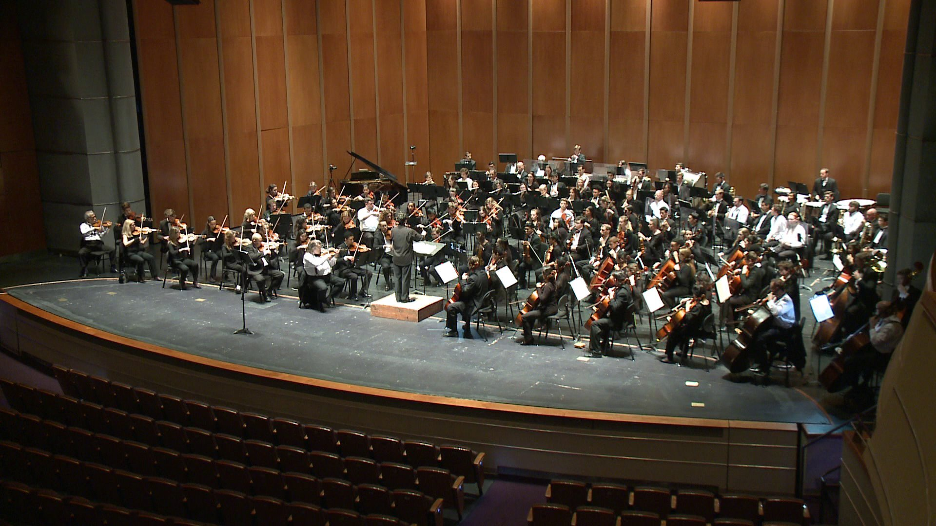 Photos: Local students perform with Virginia Symphony at Sandler Center, continuing 20-yeartradition