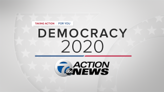 Video claiming to show possible voter fraud in Detroit is actually a WXYZ photographer loading camera gear